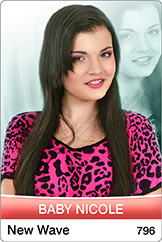 Baby Nicole show a0796 New wave