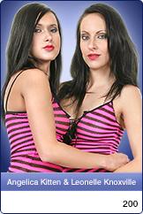 Angelica Kitten show c0200 Duo