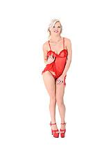 Zazie Skymm in 'Born In Fire' sexy nude preview for istripper